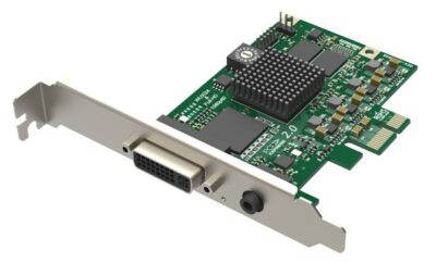 Magewell Pro Capture DVI - One channel HD capture card.