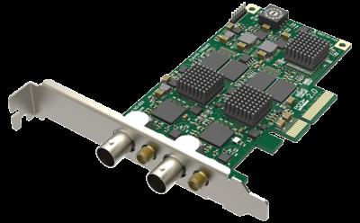 Magewell Pro Capture Dual SDI card