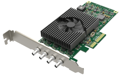 magewell sdi capture, record, streaming, pci capture card